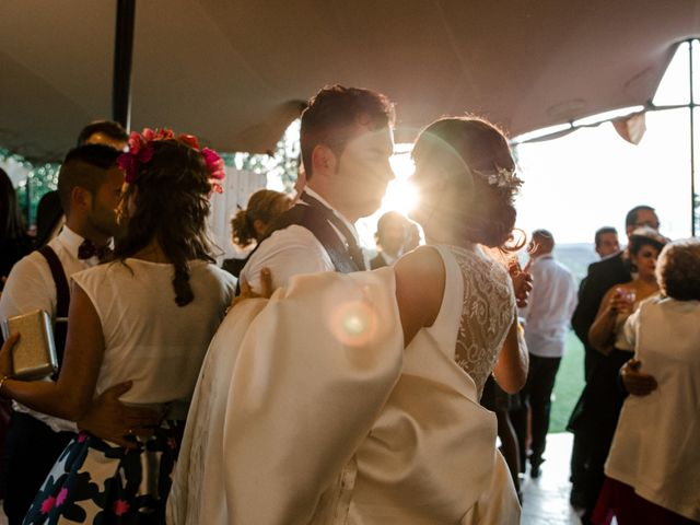 La boda de Alfonso y Almudena en Laguardia, Álava 99