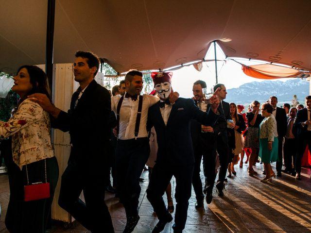 La boda de Alfonso y Almudena en Laguardia, Álava 100