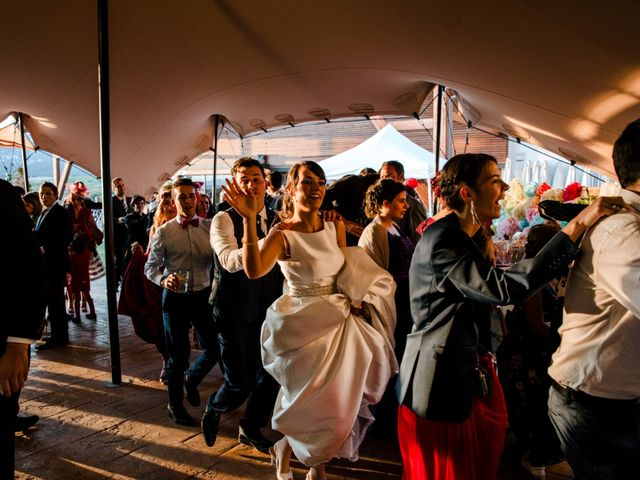 La boda de Alfonso y Almudena en Laguardia, Álava 101