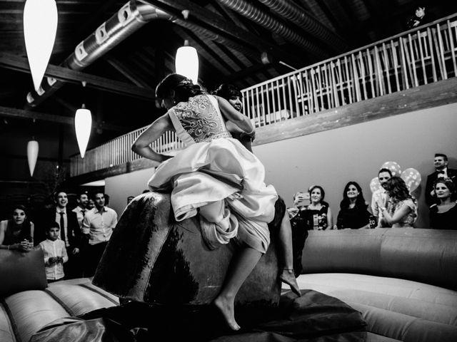 La boda de Alfonso y Almudena en Laguardia, Álava 117