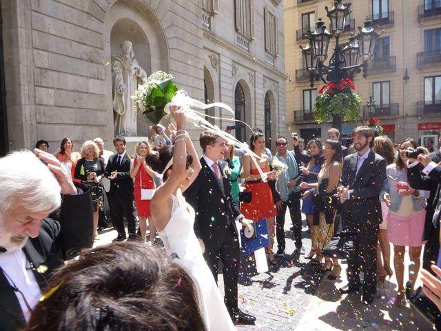 La boda de Sarah y Ryan en Barcelona, Barcelona 2