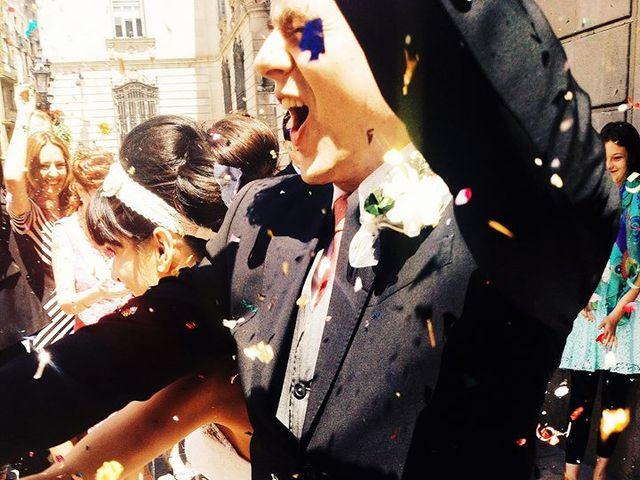 La boda de Sarah y Ryan en Barcelona, Barcelona 1