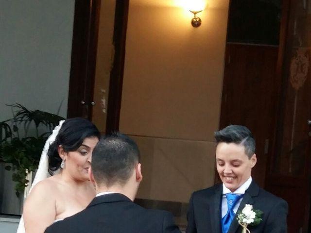 La boda de Cheto y Jaya en Cartagena, Murcia 11