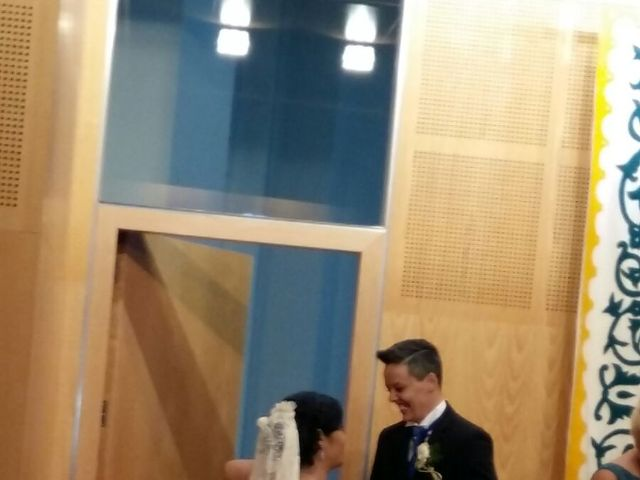 La boda de Cheto y Jaya en Cartagena, Murcia 7