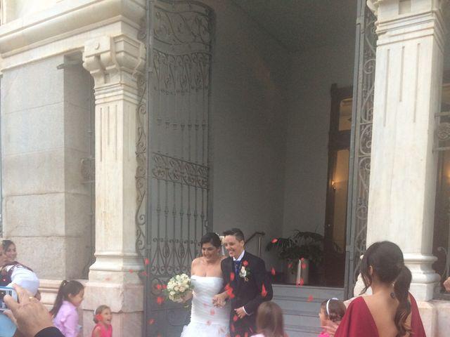 La boda de Cheto y Jaya en Cartagena, Murcia 9