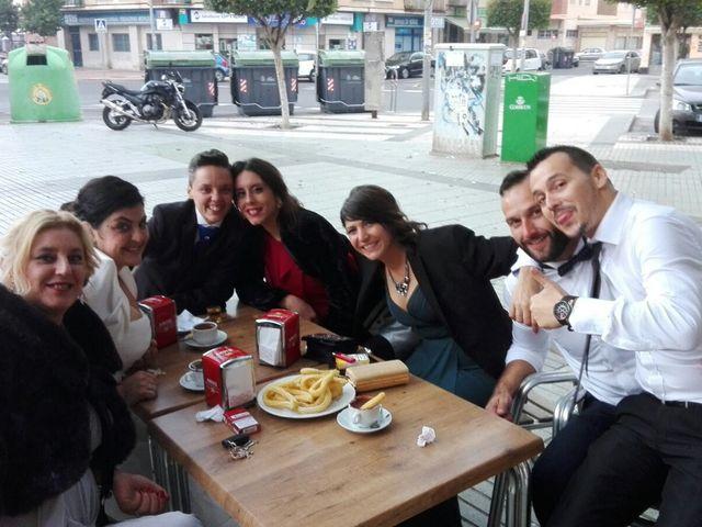 La boda de Cheto y Jaya en Cartagena, Murcia 25