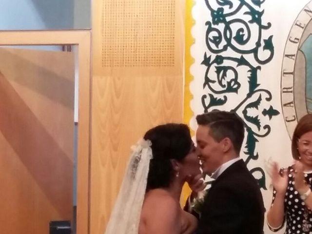 La boda de Cheto y Jaya en Cartagena, Murcia 5