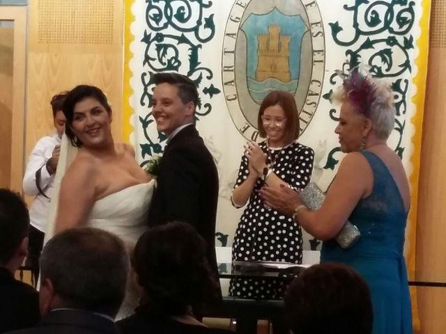 La boda de Cheto y Jaya en Cartagena, Murcia 6