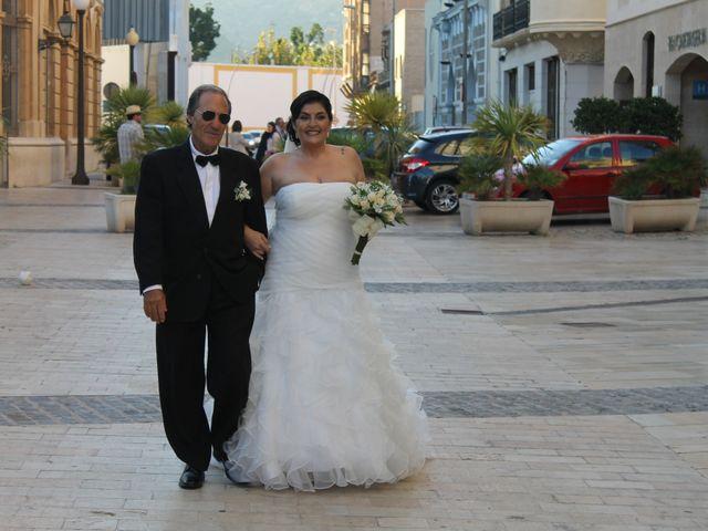 La boda de Cheto y Jaya en Cartagena, Murcia 3