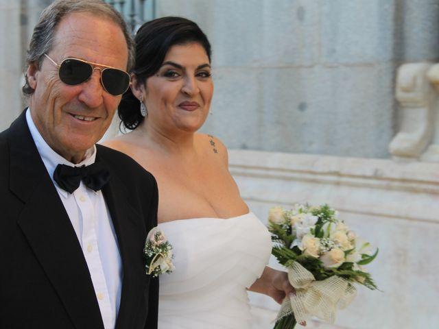 La boda de Cheto y Jaya en Cartagena, Murcia 1