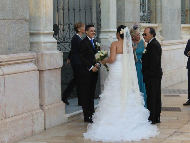La boda de Cheto y Jaya en Cartagena, Murcia 2