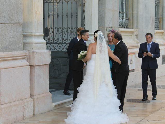 La boda de Cheto y Jaya en Cartagena, Murcia 4