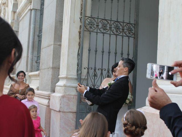 La boda de Cheto y Jaya en Cartagena, Murcia 10