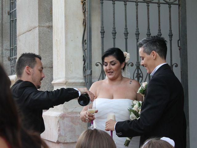 La boda de Cheto y Jaya en Cartagena, Murcia 12