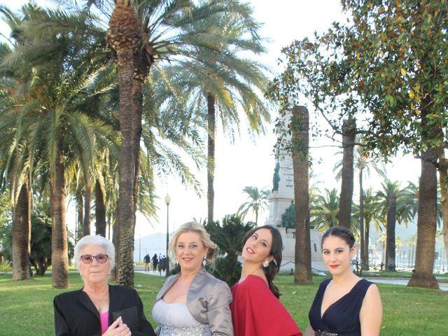 La boda de Cheto y Jaya en Cartagena, Murcia 15