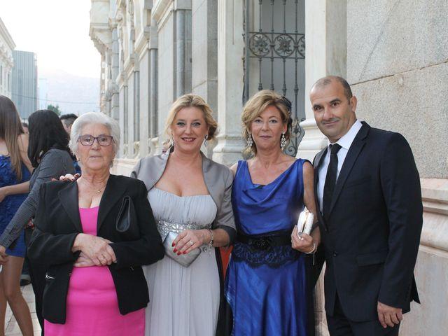 La boda de Cheto y Jaya en Cartagena, Murcia 16