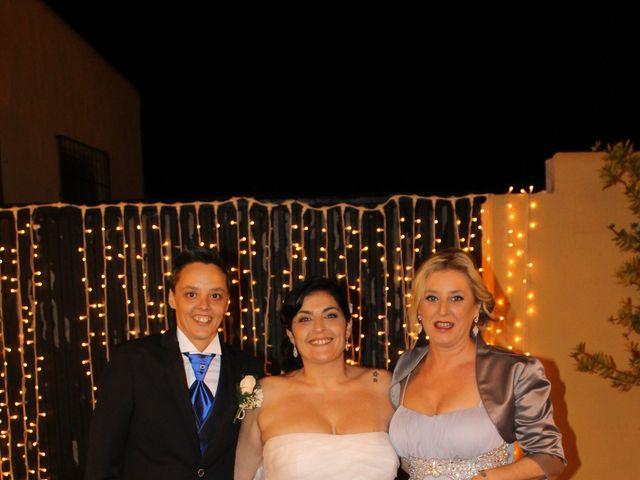 La boda de Cheto y Jaya en Cartagena, Murcia 19