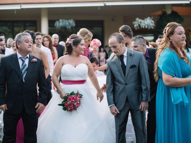La boda de Daniel  y Anabel en Málaga, Málaga 14