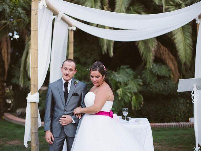 La boda de Daniel  y Anabel en Málaga, Málaga 16