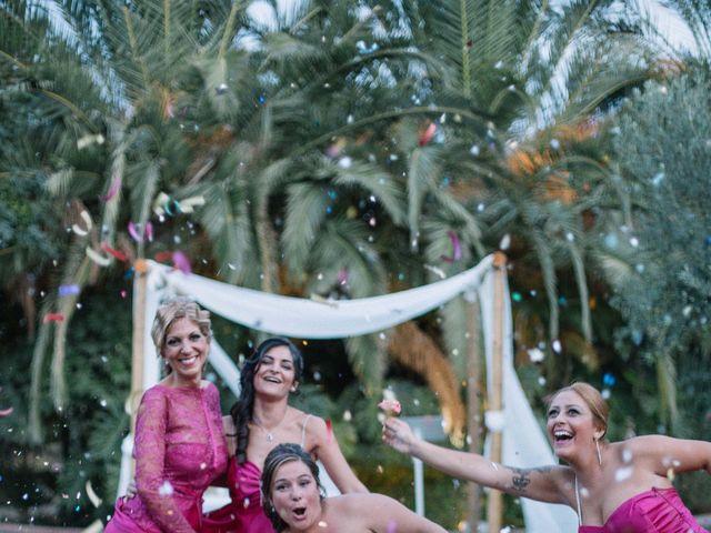 La boda de Daniel  y Anabel en Málaga, Málaga 17