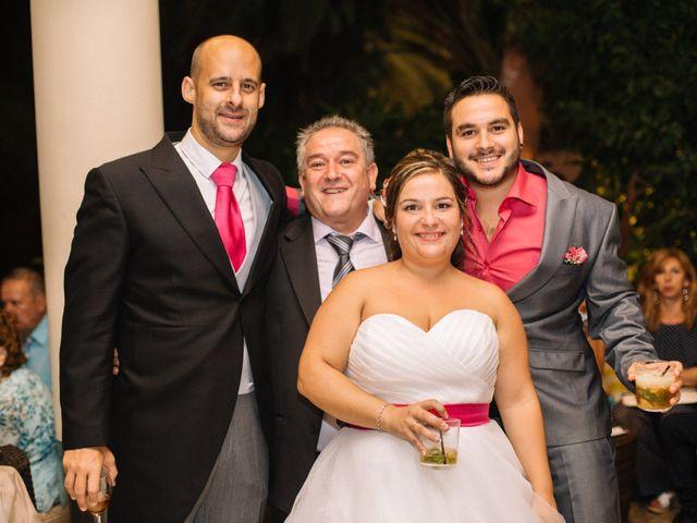 La boda de Daniel  y Anabel en Málaga, Málaga 21