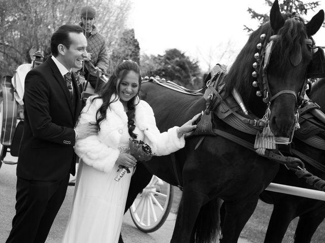 La boda de Iveth y Miguel Ángel