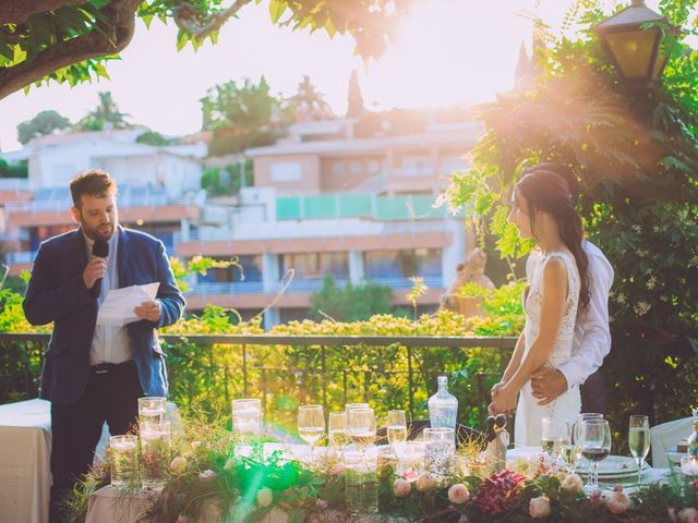 La boda de Sergi y Ariadna en Lloret De Mar, Girona 13