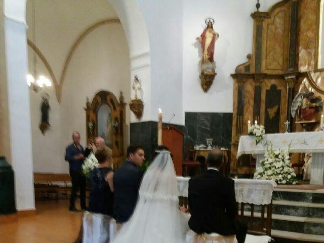 La boda de Gerard y Carolina  en Alcudia De Guadix, Granada 3