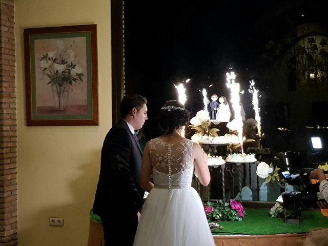 La boda de Gerard y Carolina  en Alcudia De Guadix, Granada 7