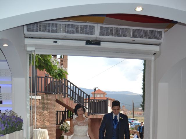 La boda de Gerard y Carolina  en Alcudia De Guadix, Granada 10