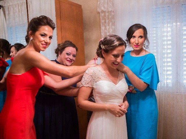 La boda de Daniel y Mónica en Candeleda, Ávila 4