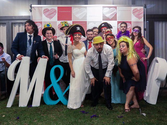 La boda de Daniel y Mónica en Candeleda, Ávila 11