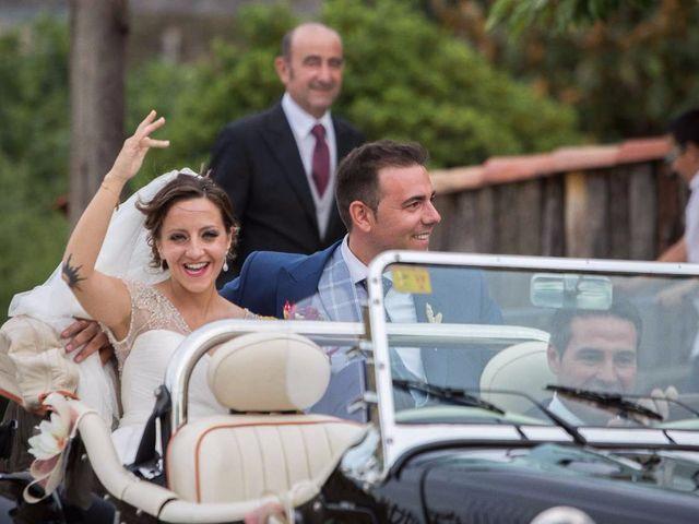 La boda de Daniel y Mónica en Candeleda, Ávila 1