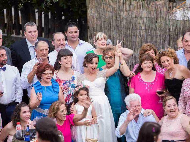 La boda de Daniel y Mónica en Candeleda, Ávila 14