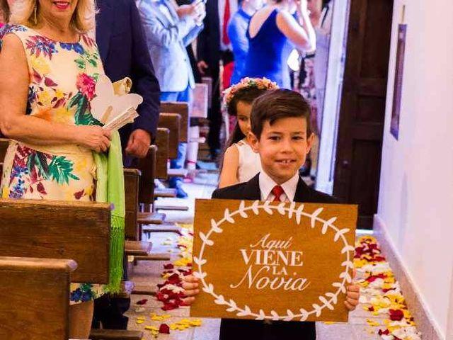 La boda de Daniel y Mónica en Candeleda, Ávila 19