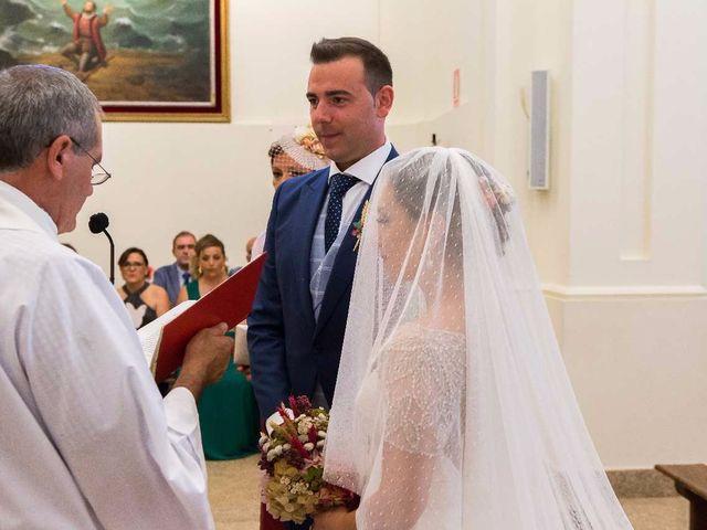 La boda de Daniel y Mónica en Candeleda, Ávila 20