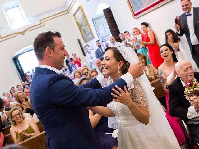 La boda de Daniel y Mónica en Candeleda, Ávila 21
