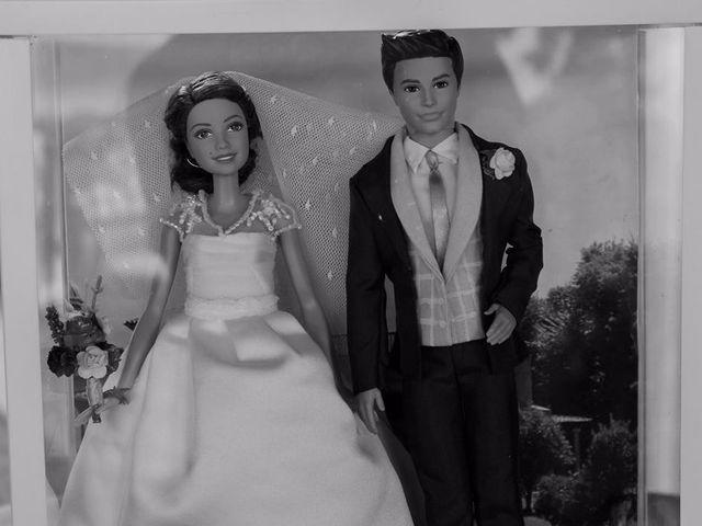 La boda de Daniel y Mónica en Candeleda, Ávila 37