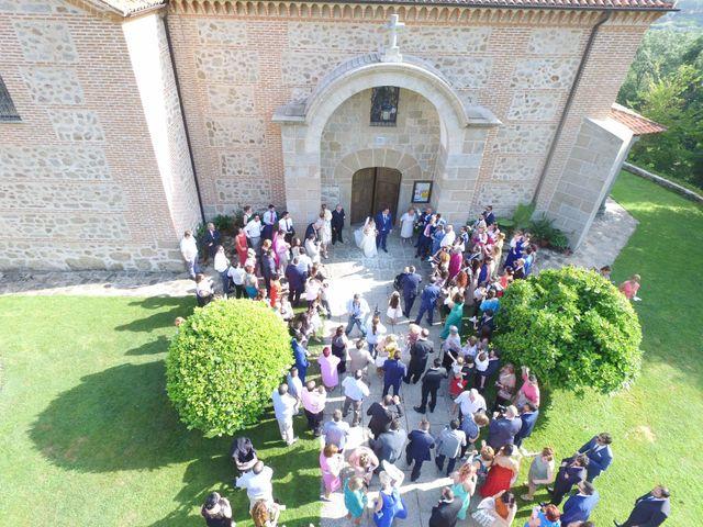 La boda de Daniel y Mónica en Candeleda, Ávila 39