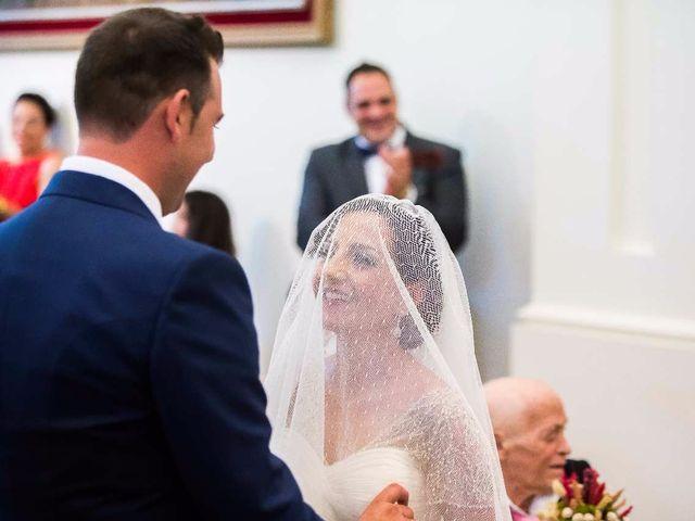 La boda de Daniel y Mónica en Candeleda, Ávila 40