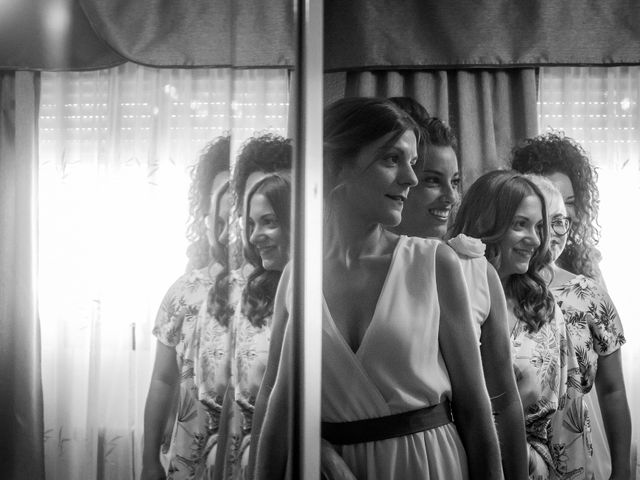La boda de Javi y Patri en Madrid, Madrid 16