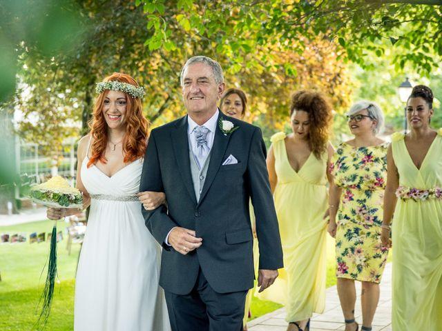 La boda de Javi y Patri en Madrid, Madrid 40