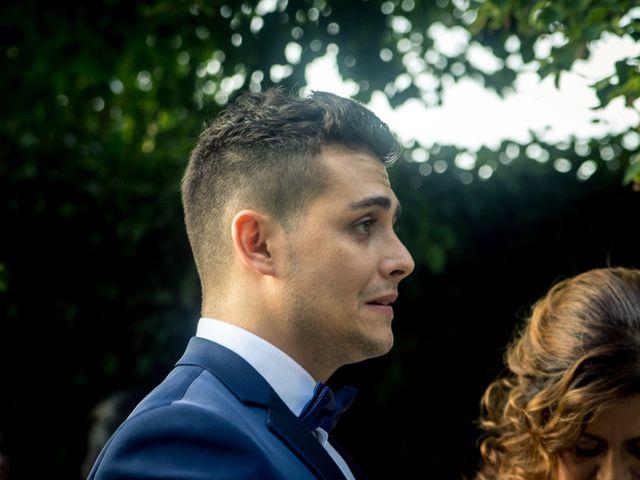 La boda de Javi y Patri en Madrid, Madrid 42