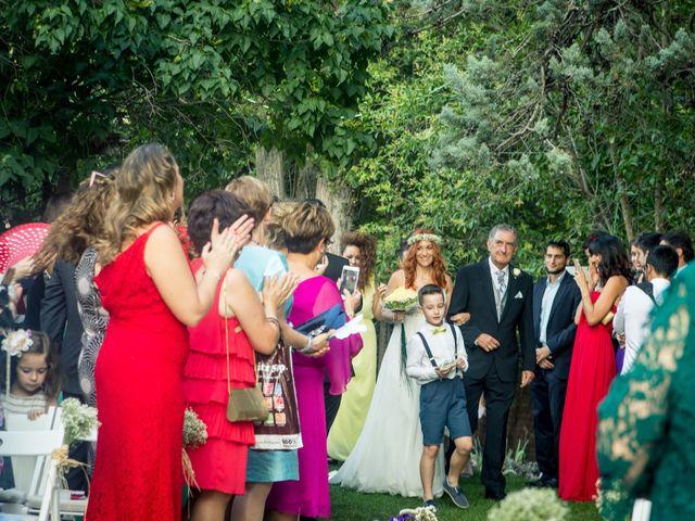 La boda de Javi y Patri en Madrid, Madrid 44