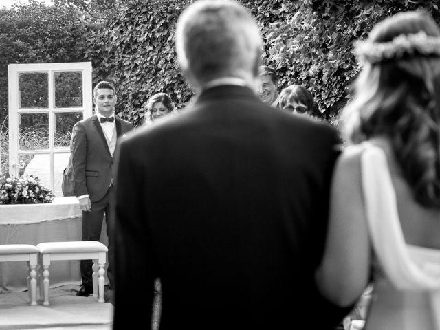 La boda de Javi y Patri en Madrid, Madrid 45
