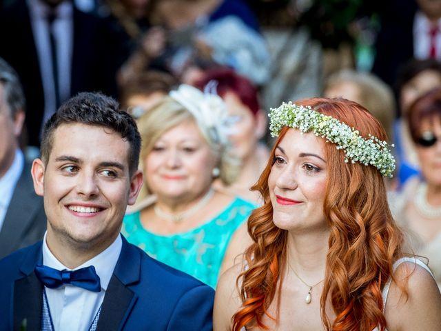 La boda de Javi y Patri en Madrid, Madrid 49