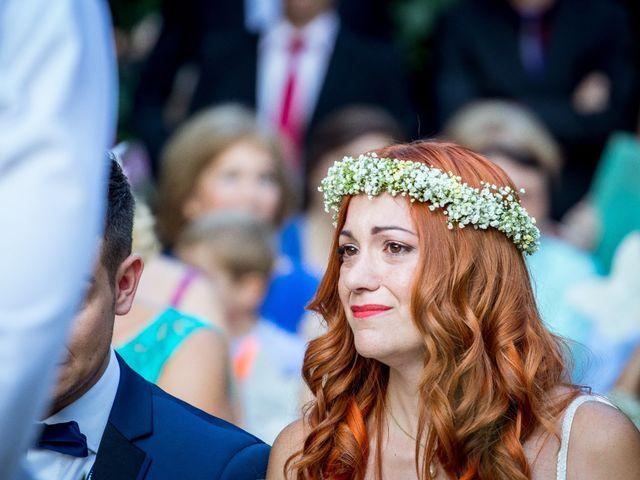 La boda de Javi y Patri en Madrid, Madrid 50