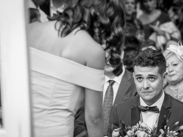 La boda de Javi y Patri en Madrid, Madrid 51