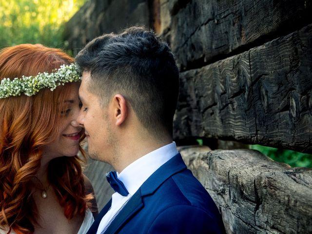 La boda de Javi y Patri en Madrid, Madrid 53