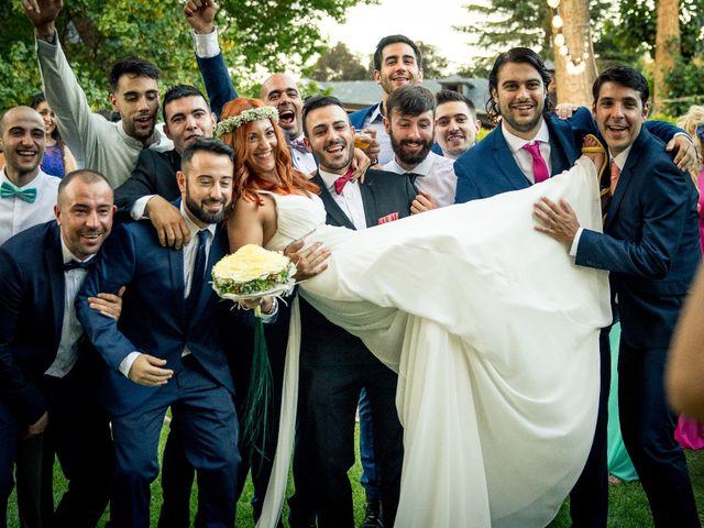 La boda de Javi y Patri en Madrid, Madrid 69